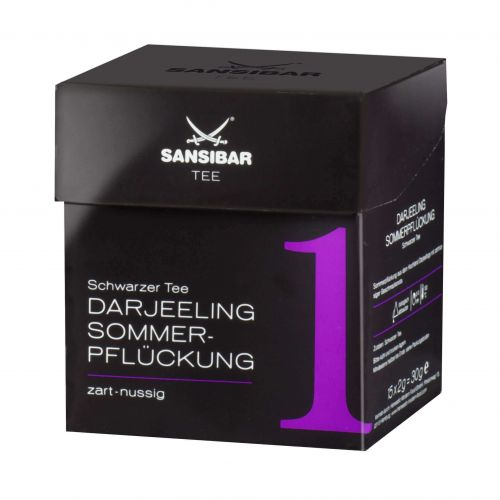 Sansibar: Darjeeling Sommerpflückung Nr. 1