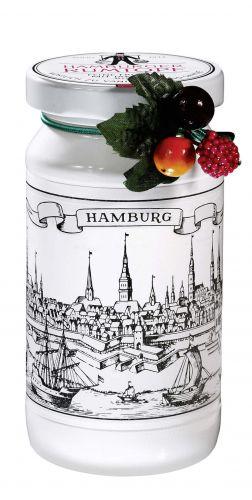 Hamburger Rumtopf -Hamburgensie-
