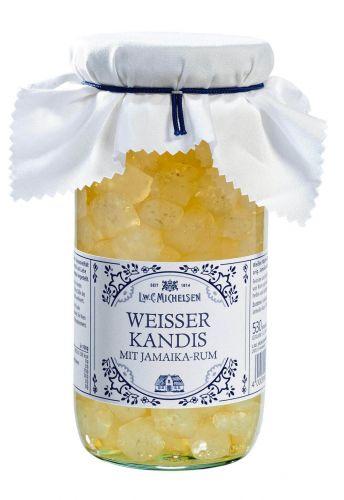 Landhaus Weisser Kandis mit Jamaika-Rum