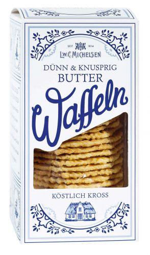 Zuckerbäcker-Butterwaffeln