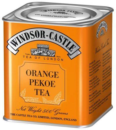 Windsor-Castle: Orange Pekoe Tea 500g Dose