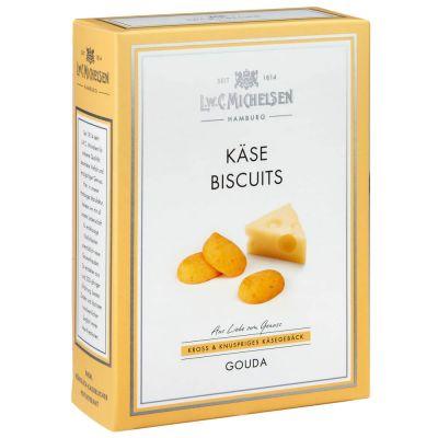 Käse-Biscuits mit Gouda