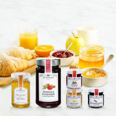 Foodgeheimnisse: Konfitüren, Marmeladen & Gelees
