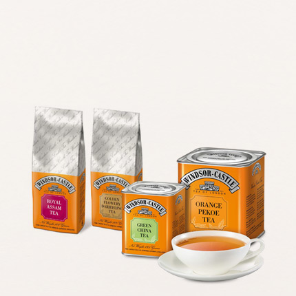 Feiner Tee von Windsor Castle