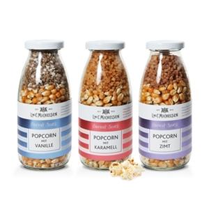 Popcorn für Gourmets